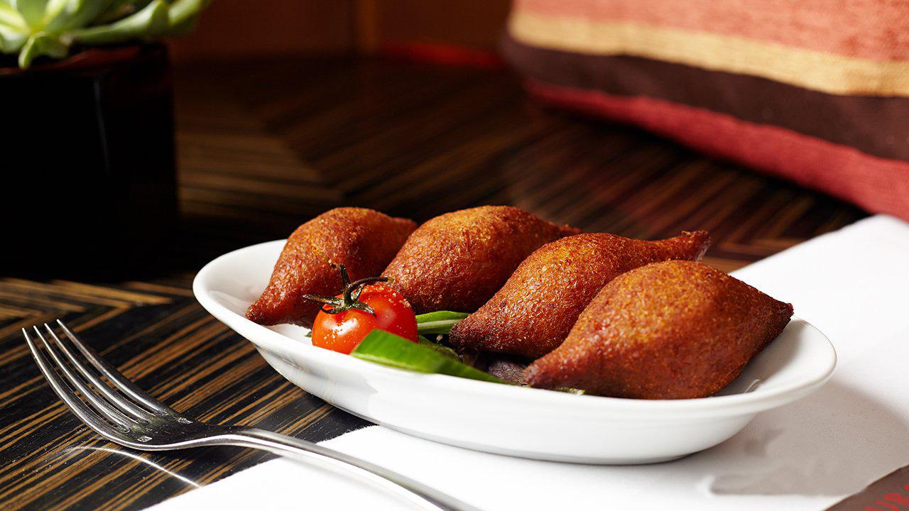 Potatoes Kebbeh